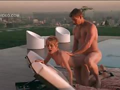 Angela davies fucked by the pool