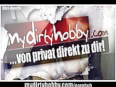Deutscher dirty-talk und erniedrigung