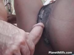 Interracial hardcore sex where sexy