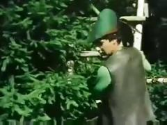 Robin hood der raecher der besamten - retro movie