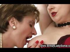Mature lingerie lesbian sluts oral action
