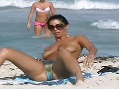 Nude beach voyeur & public nudity by voyeurchamp.com