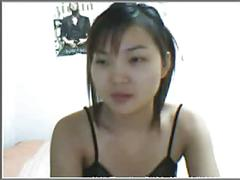 Cute korean web cam