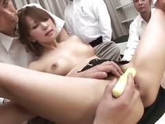 Hairy pussy japanese anna mizukawa sucking cocks