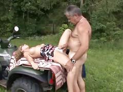 Sex im freien sehr  geil