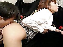 Sakura sena schoolgirl pre boob job
