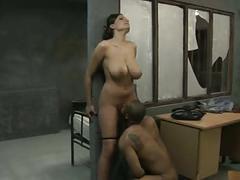 Sexy busty milf - sensual jane