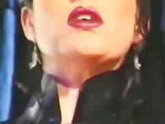 Dita von teese high heels femdom