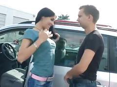 Sex mit geilen ladys auf parkplaetze