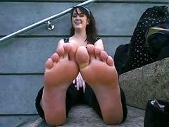 amateur, close-ups, foot fetish