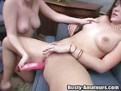 Sexy chick lacie has a new lesbian girlfriend