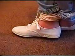 Sneaker bondage
