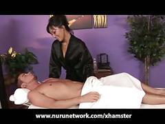 asian, interracial, massage