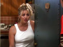Kaley cuoco - big bang theory