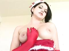 Creamy christmas for cassidy