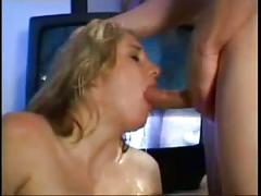 Gag factor while watching gag factor.. oral creampie