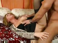 Mom and her cock cravings get her fucked