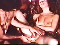 Sally sweet suck  - vintage anal loop
