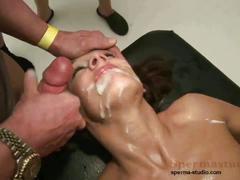 Sperma-studio: extreme cum orgy