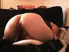 Butt plug spanking
