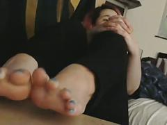 Joi - foot worship pov encouragement