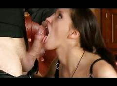 Angel dark intense anal fuck