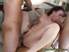Anal sex for elizabeth and swallow cum