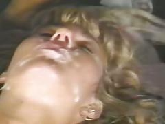 Blonde plugged by blacks