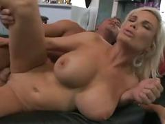 Your hot mom - scene 2 diamond foxxx