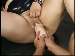 Fat fetish slut loves being used