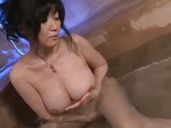 Mature asian mastrbating to good orgasm