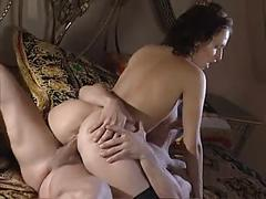 Sophie evans black stockings sex