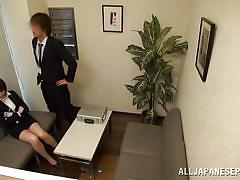 asian, office sex, from behind, censored, pov, nipples sucking, japanese babe, office sex jp, all japanese pass