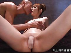 babe, japanese, pantyhose, blowjob, busty, censored, nipples sucking, jp shavers, all japanese pass, tsubasa amami