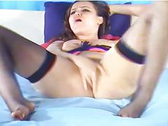 Web cam 04 brunette squirts
