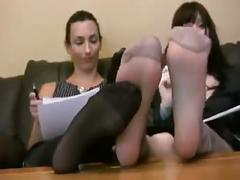 Nylon-soles-teachers