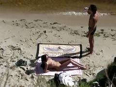 amateur, beach, voyeur