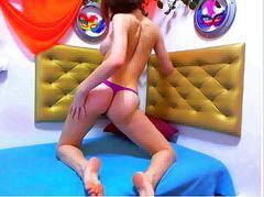 Big tits russian girl webcam