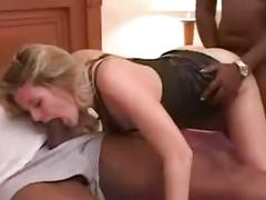 Interracial cuckold hotel fun