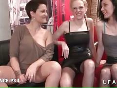 3 milfs francaises bi sexuelles s exhibent