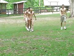 Hot boys exercising naked outside and more