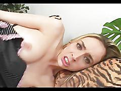 Interracial hole stretchers - scene 2 - platinum x