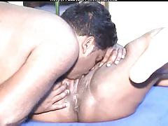 My friend enjoy with my sexy wife  indian desi indian cumshots arab