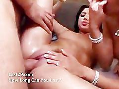 2 busty latinas