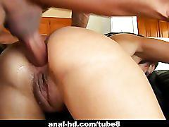 Rikki white fucked from behind