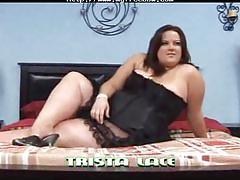 Bbw trista's big butt  anal amp facial bbw fat bbbw sbbw bbws bbw porn plumper fluffy cumshots cumshot chubby