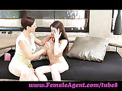 Femaleagent. tag team agents