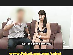 Fakeagent amateur needs cash fast