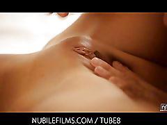 Nubile films  never go