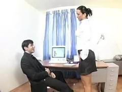anal, cumshot, blowjob, brunette, trimmed, sofa, pussylicking, asstomouth, highheels, pussyfucking